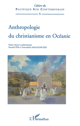 Couverture Anthropologie du christianisme en Océanie