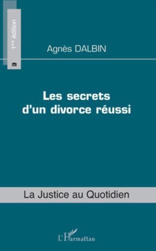 Couverture Les secrets d'un divorce réussi
