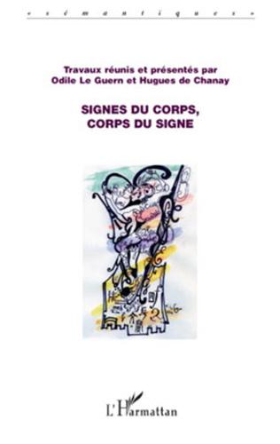 Couverture Signes du corps, corps du signe