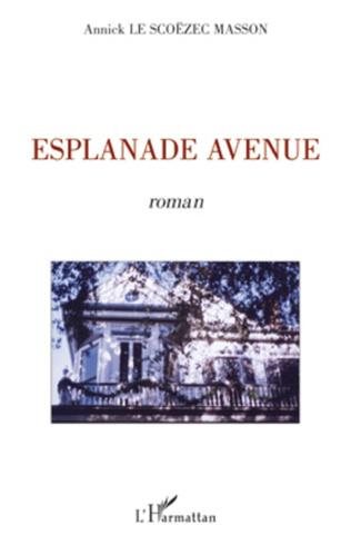 Couverture Esplanade Avenue