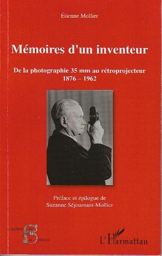 Couverture Mémoires d'un inventeur