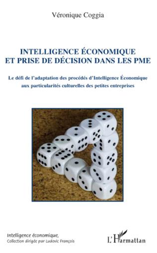 Couverture Intelligence économique et prise de décision dans les PME