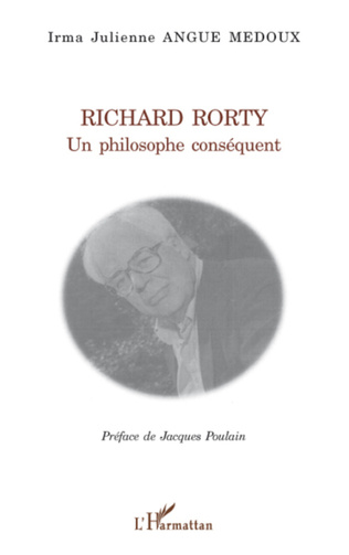 Couverture Richard Rorty