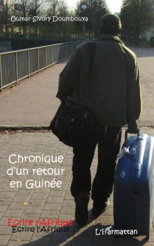 Couverture Chronique d'un retour en Guinée