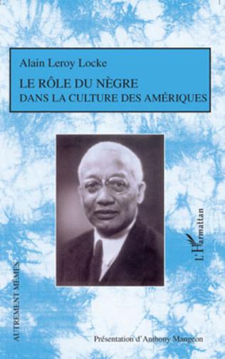 Couverture Le rôle du Nègre dans la culture des Amériques