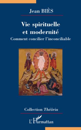 Couverture Vie spirituelle et modernité