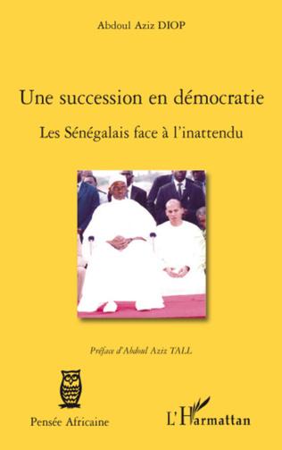 Couverture Une succession en démocratie