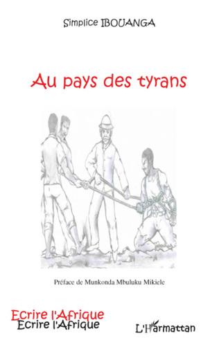 Couverture Au pays des tyrans
