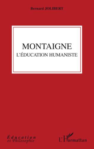 Couverture Montaigne