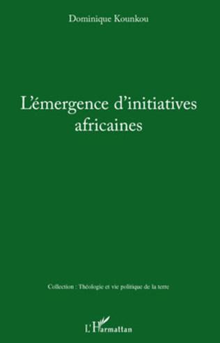 Couverture L'émergence d'initiatives africaines