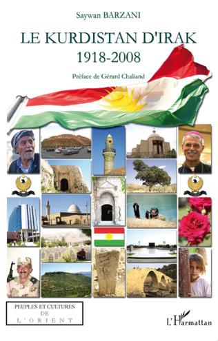 Couverture Le Kurdistan d'Irak