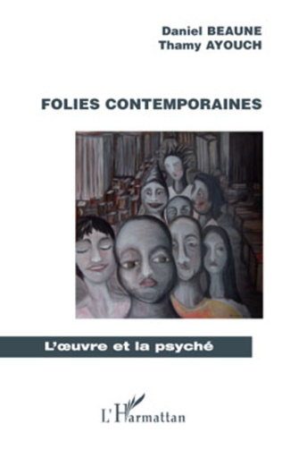 Couverture Folies contemporaines