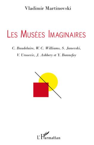 Couverture Les Musées Imaginaires