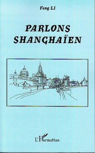 Couverture Parlons shanghaïen