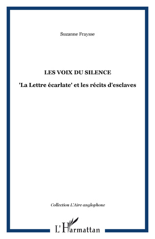 Couverture Les voix du silence