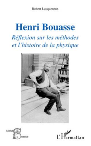 Couverture Henri Bouasse
