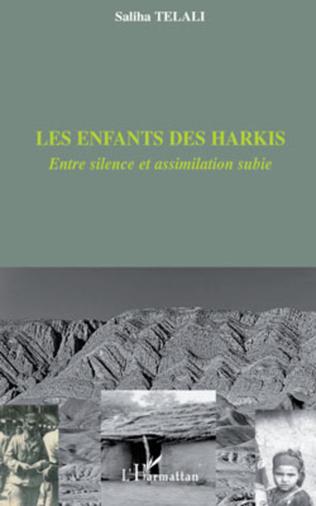 Couverture Les enfants des harkis