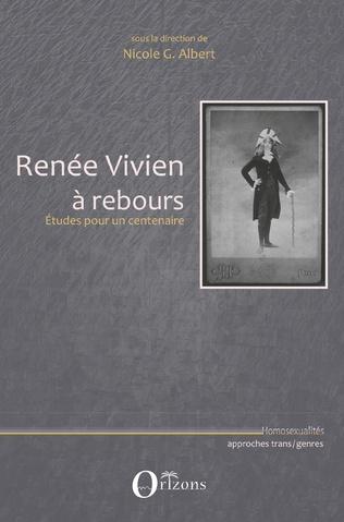Couverture RENEE VIVIEN A REBOURS