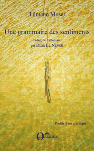 Couverture GRAMMAIRE DES SENTIMENTS (UNE)