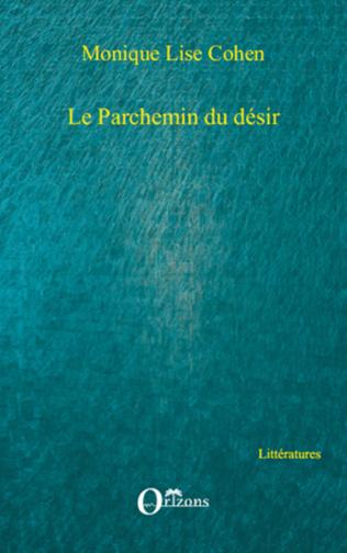 Couverture Le parchemin du désir