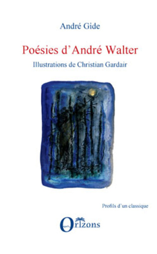 Couverture POESIES D'ANDRE WALTER