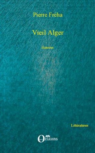 Couverture Vieil Alger