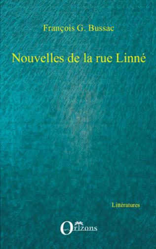 Couverture NOUVELLES DE LA RUE LINNE