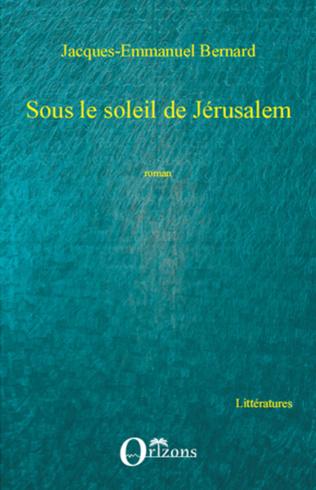 Couverture Sous le soleil de Jérusalem