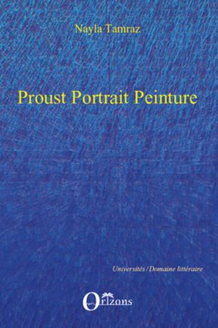 Couverture Proust Portrait Peinture
