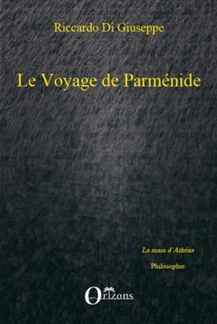 Couverture Le voyage de Parménide