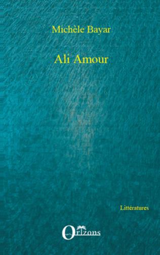 Couverture Ali Amour