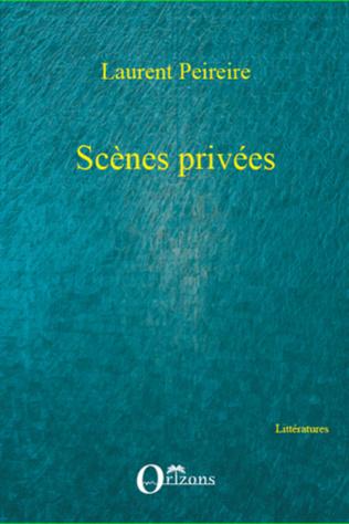 Couverture Scènes privées