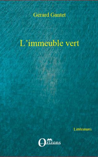 Couverture L'IMMEUBLE VERT
