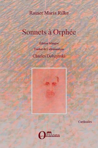 Couverture Sonnets à Orphée