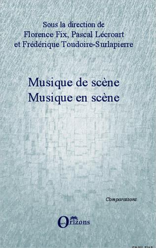 Couverture Musique de scène