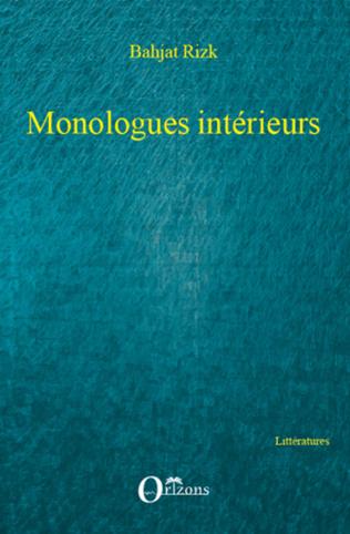 Couverture Monologues intérieurs