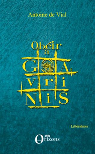 Couverture Obéir à Gavrinis
