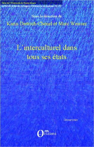 Couverture L'interculturel dans tous ses états