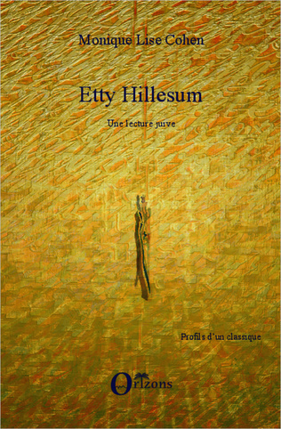 Couverture Etty Hillesum