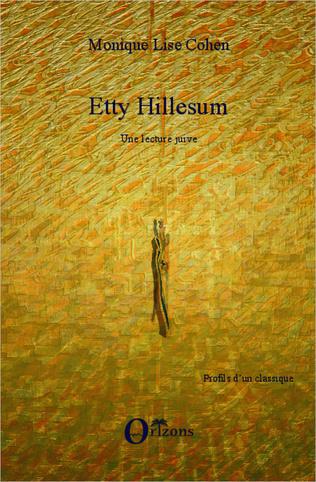Couverture Etty Hillesum