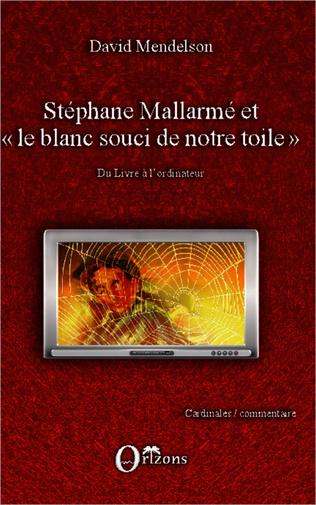 Couverture Stéphane Mallarmé et