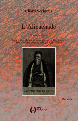 Couverture L'Alipachade