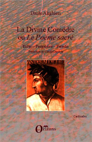 Couverture La Divine comédie ou