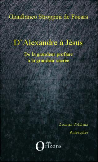 Couverture D'Alexandre à Jésus