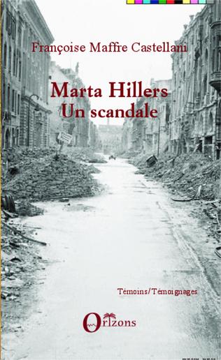 Couverture Marta Hillers