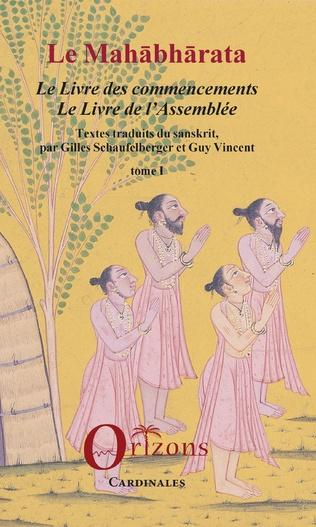 Couverture Le Mahabharata - Tome I