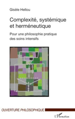 Couverture Complexité, systémique et herméneutique