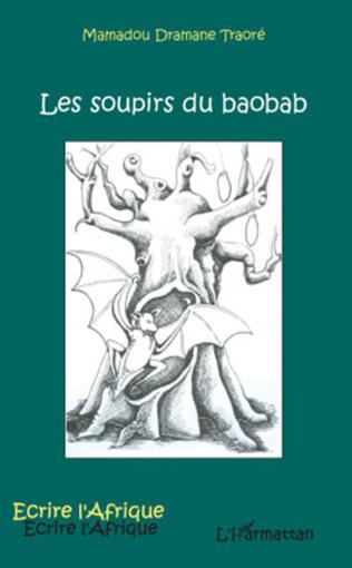 Couverture Les soupirs du baobab