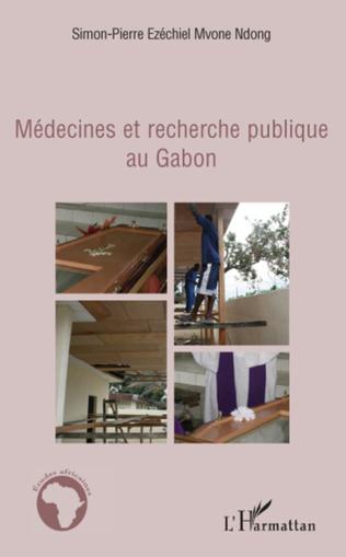 Couverture Médecines et recherche publique au Gabon