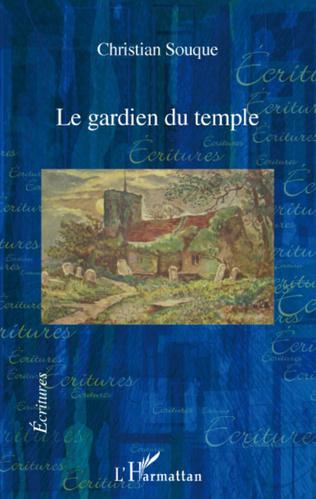 Couverture Le gardien du temple